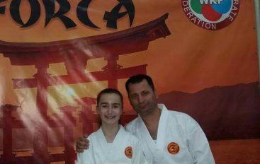 Jusra Ademi synon sërish medaljen ballkanike