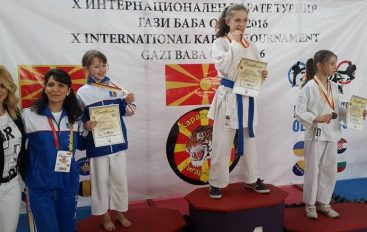 Të dielën në Shkup kampionati i Maqedonisë në Karate
