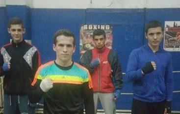 KB Shkupi me 4 boksier në Prishtinë
