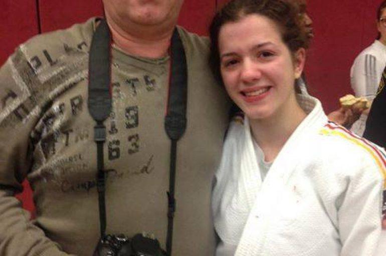 Blerina Seferi u be Kampione ne kupen e botes ne Judo