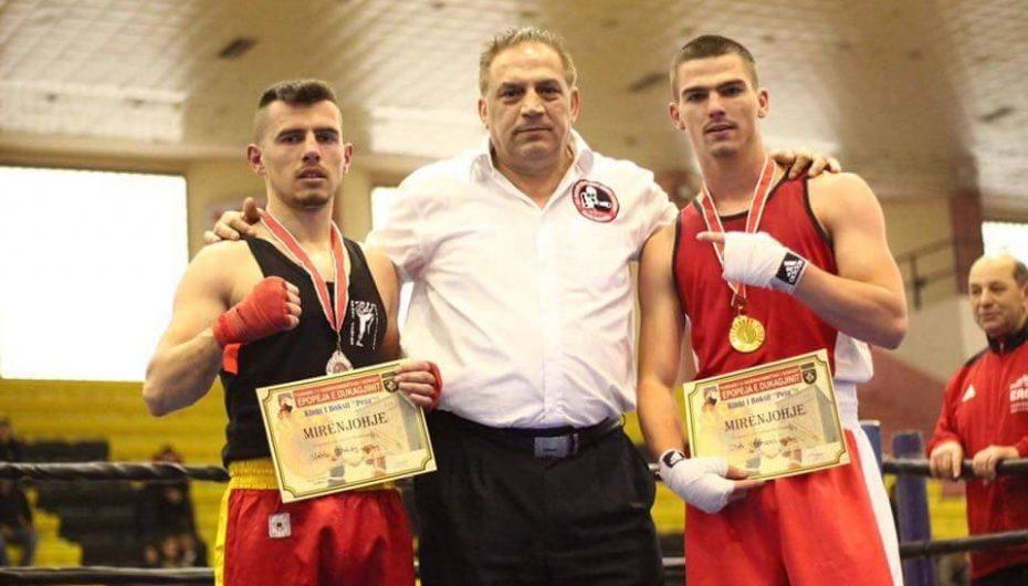 """Kosova me 4 boksier në """"Vllaznia 2017"""" në Shkodër"""