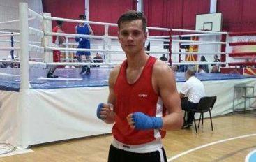 Paraqitje e suksesshme e boksierëve shqiptar në Shtip