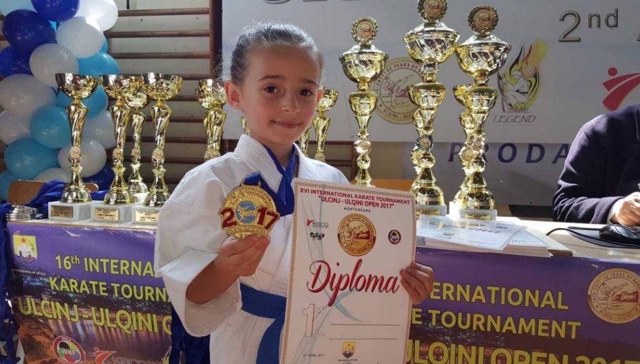 Jelda Imeri po vazhdon traditën familjare