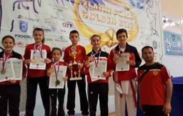 KK Forca 9 medalje nga Serbia