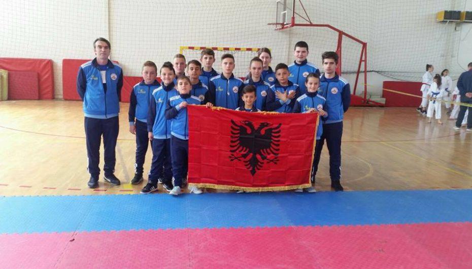 Asiart-Gostivar fiton 10 medalje