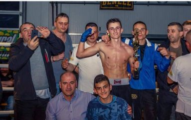 Shpend Gafuri djaloshi i artë nga Tetova