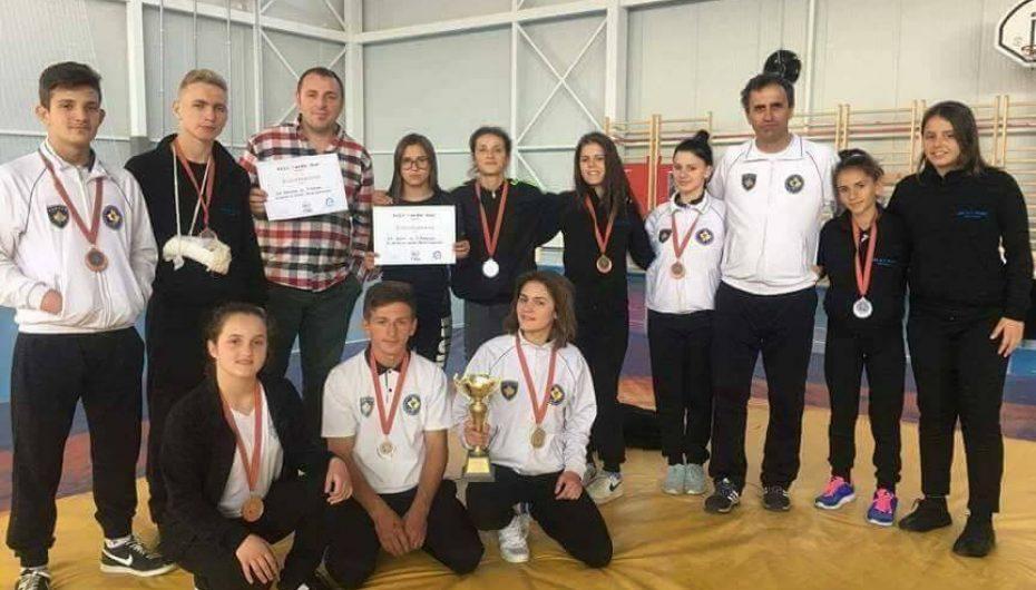 Diellza Gashi mundësja më e mirë e turneut të Prilepit