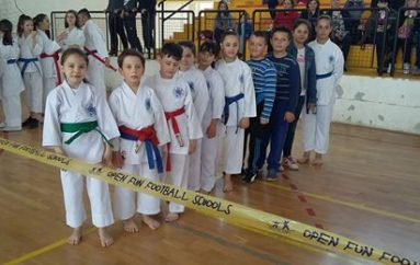 KK Shkupi me 12 medalje