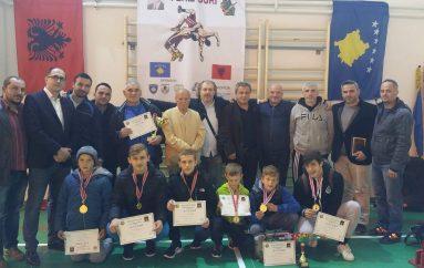 KM Liria me gjashte medalje nga Hani i Elezit