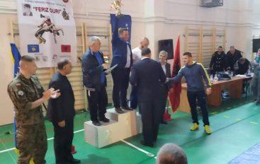 """Kosova më e mira në turneun memorial """"Feriz Gurri"""""""