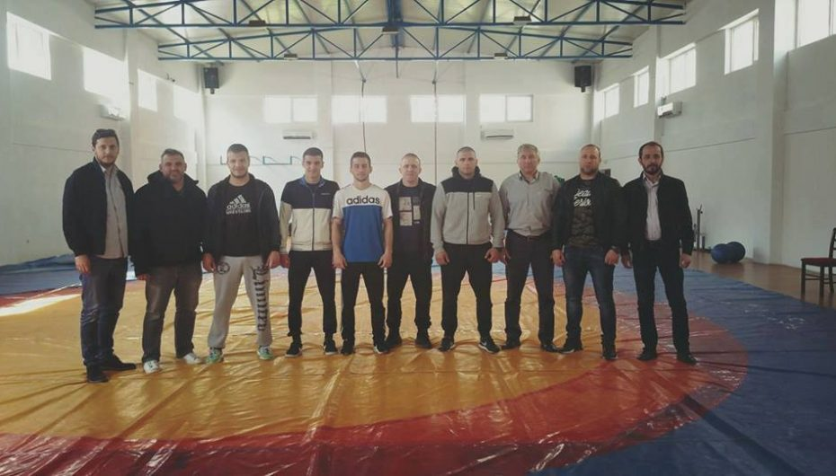 """Maqedonia me 5 mundës në """"Dan Kolov"""""""