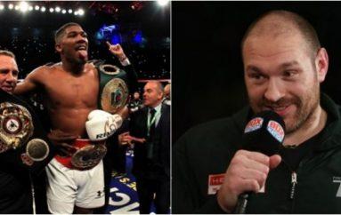 Tyson Fury nuk vonon, i përgjigjet Joshuas pas fitores ndaj Klitschkos