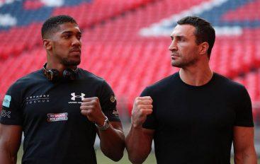 Klitschko: Joshua është fotokopja ime