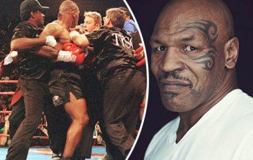 Legjenda Mike Tyson rrëfen si mposhte mentalisht kundërshtarët