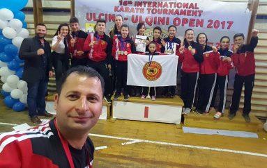 KK Forca 18 medalje në Ulqin