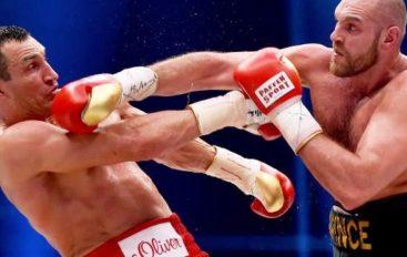 Klitschko është rikthyer te revanshi i munguar me Tyson Fury