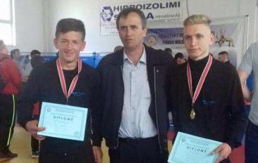 Kryetari i KM Kaçainiku, Ejup Dema përgëzon sukseset e reja
