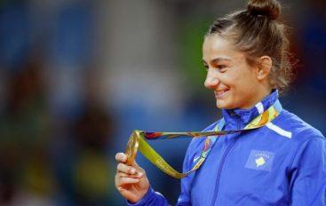 Kelmendi falënderojë Zotin për medaljen, jam shumë e lumtur
