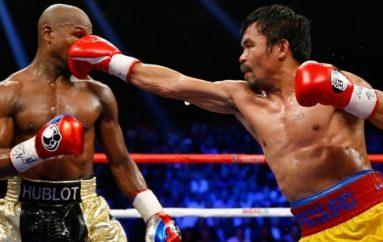 Pacquiao mbron titullin ndaj Hornit