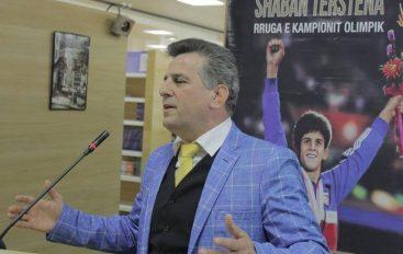 Shaban Tërstena, i tronditur që vëllai i atletes shqiptare humbi jetën tragjikisht