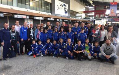 Karateistët kosovar nisën për në KB