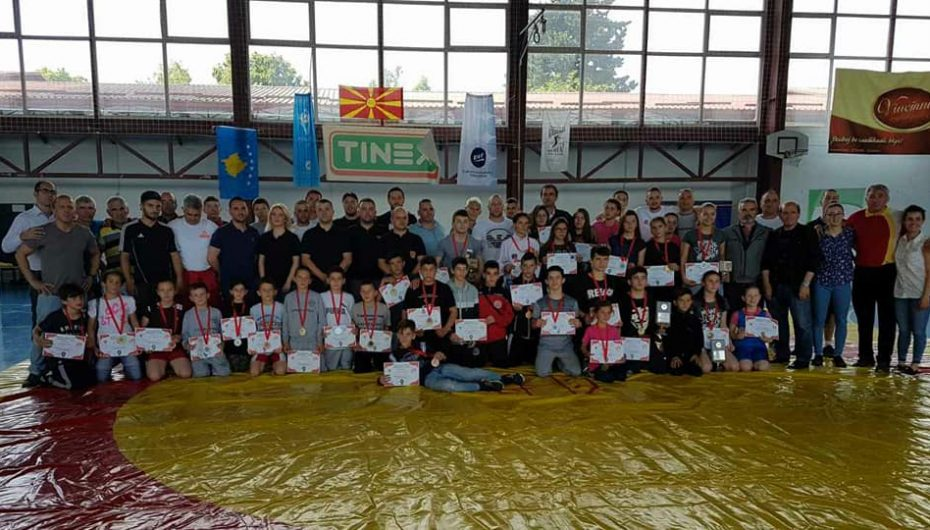 KM Liria e suksesshme ne turneun ne Shkup