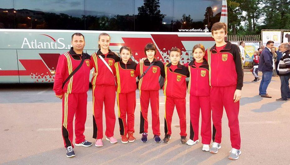 Arta Bushi premton medalje nga Kampionati ballkanik