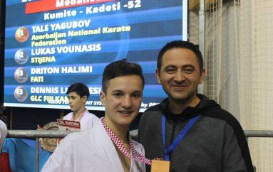 Driton Halimi kërkon botërorin në Shkup