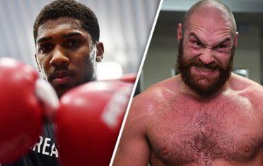 Tyson sfidon  sërish Joshuan