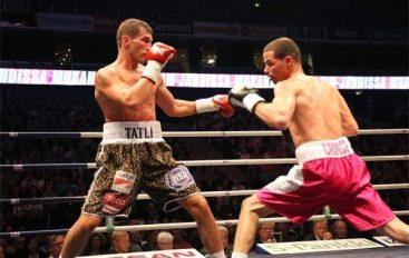 Tatli mbron titullin e kampionit evropian