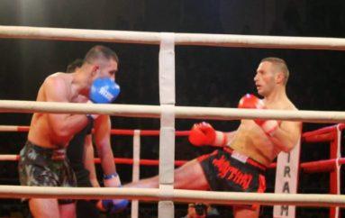 Shpejtim Ahmetaj, gati për t'i sjell Kosovës medaljen e artë në Wako Pro