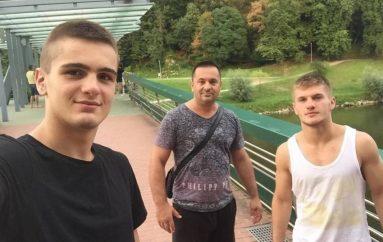 Përgatitje për garat Ballkanike, Evropiane e Botërore