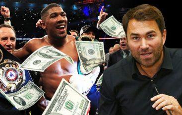 Joshua mund t'i fitoj 50 milionë euro, nëse lufton në këtë shtet!