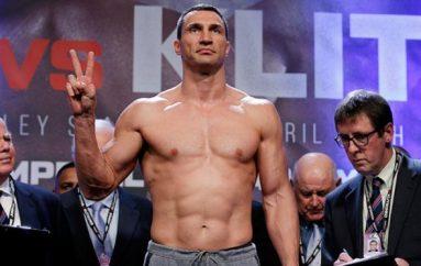 Klitschko ndryshon mendjen, me kë do të boksojë?