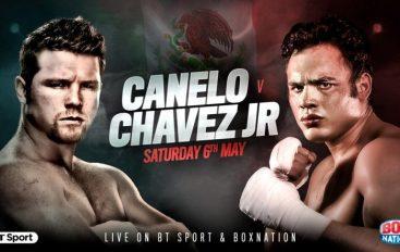 Të shtunën përballja e madhe Alvarez kundër Chavez Jr