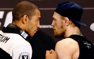 Nuk do të ndodh ballafaqimi i dytë mes Aldos dhe McGregor