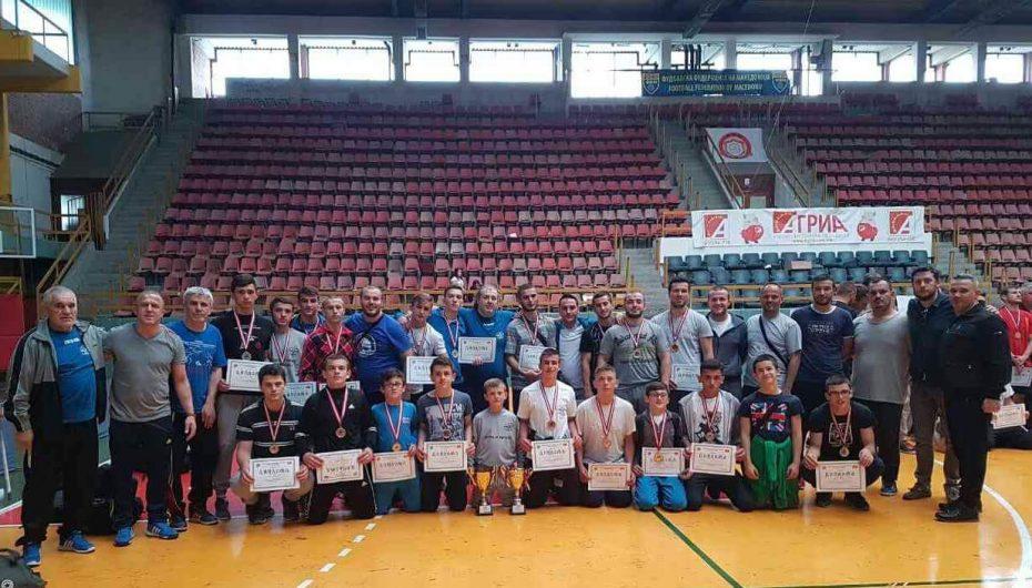 Vazhdojme sundimin, KM LIRIA kampion i Maqedonise edhe per senior dhe kadet