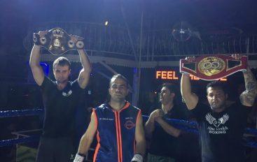 Boksieri Isufi, nis përgatitjet, synon titullin WBO Intercontinental