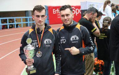 Vëllezërit Etemi fitojnë bronz me shkëlqim Ari në kampionatin gjerman