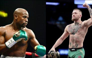 "Fury: McGregor do ta hedhë ""KO"" Mayweather brenda 35 sekondash"