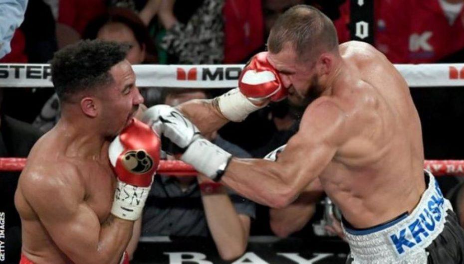 Boksieri amerikan Ward triumfoi kundër rusit Kovalev