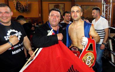 Shefat Isufi lufton në Mynih për titullin WBO Intercontinental