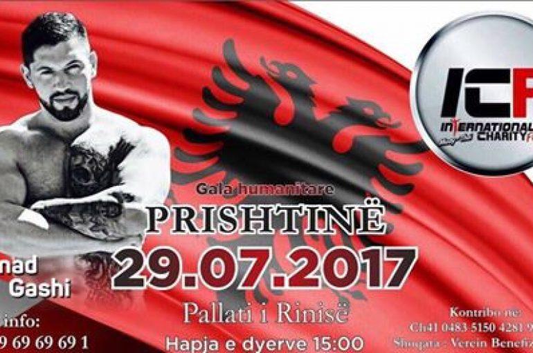 Përballje titanësh në Prishtinë në mes Senad Gashit dhe Edin Puhalo