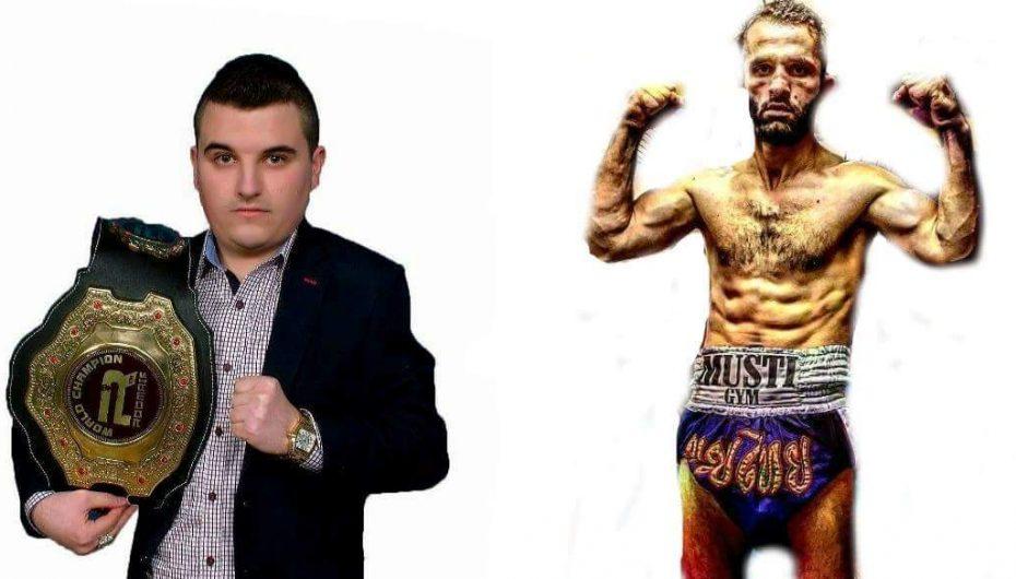 Dalipi dhe Kicaj organizojnë mbramje humanitare të kickboxit në Prishtinë