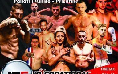 Publikohet lista e luftëtarëve që do ndeshen në mbrëmjen bamirëse në Prishtinë