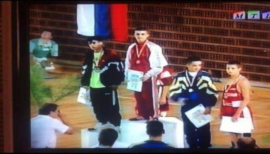 Faton Salihu para 20 viteve fitoi medaljen e vetme të artë evropiane për Maqedoninë