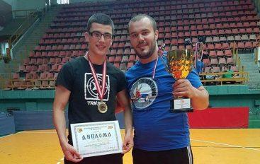 Kampionati Europian per kadet: Xhaferi nuk ia del ne repasazh