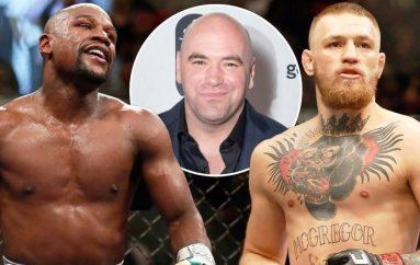 White: Konferencat mes McGregor dhe Mayweather do të jenë një çmenduri