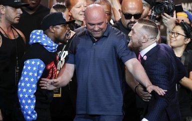 "McGregor: Floyd njeri i vogël, e mund me ""KO"" brenda 4 raundesh"