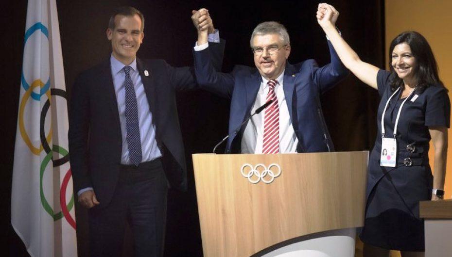 Marrëveshja: Parisi merr Olimpiadën e vitit 2024, ajo e 2028-ës në Los Anxhelos